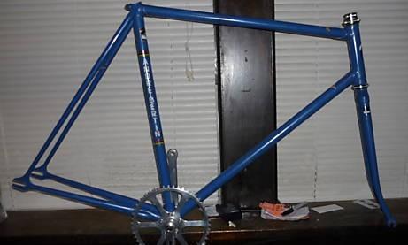 Bertin C 56 blue