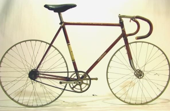Bertin C 38 track bike