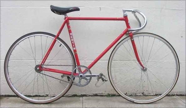 Bertin Track Red C56