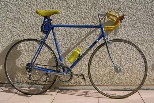 Bertin 1980s blue