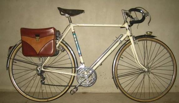 Bertin C 31 panniers