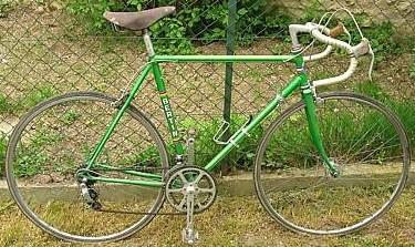 Road Bike Gallery 1970 1979 Bertin Classic Cycles