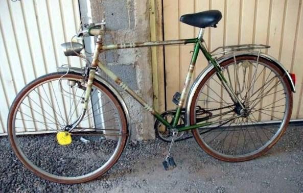 bel Bertin town bike
