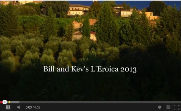 Bill and Kevs Leroica 2013