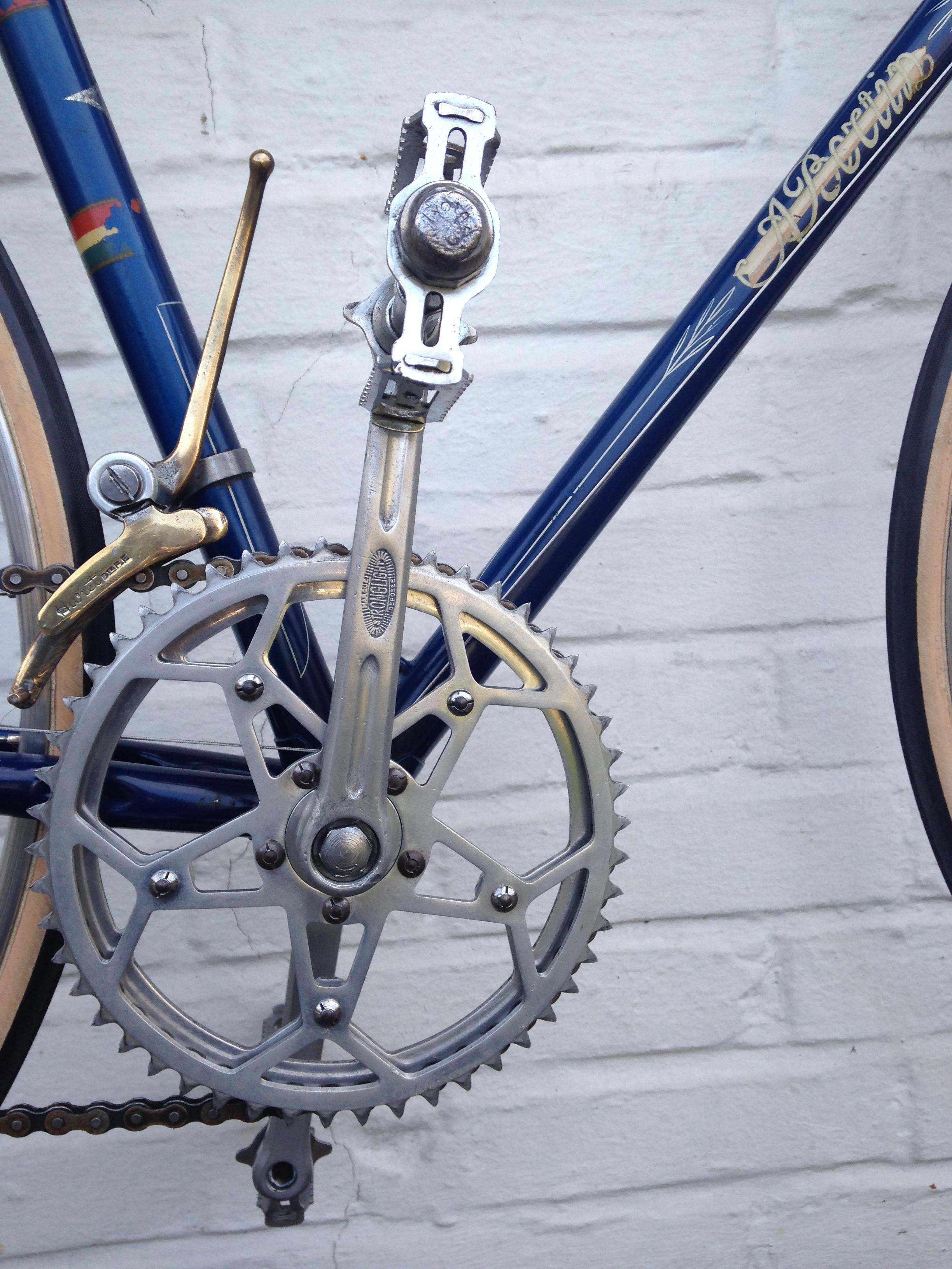 Road Bikes 1960s Bertin Classic Cycles