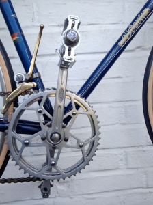 Herves Crankset and Frt derailleur