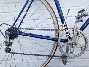 Herves Drivetrain closeup