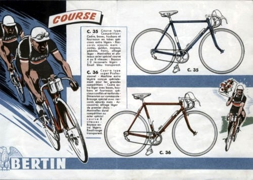 Bertin racing bikes