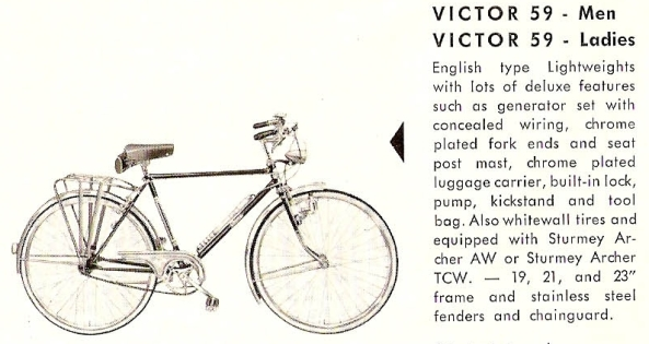 Rixe Victor 59