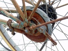 Drum Brake and Reaction Arm
