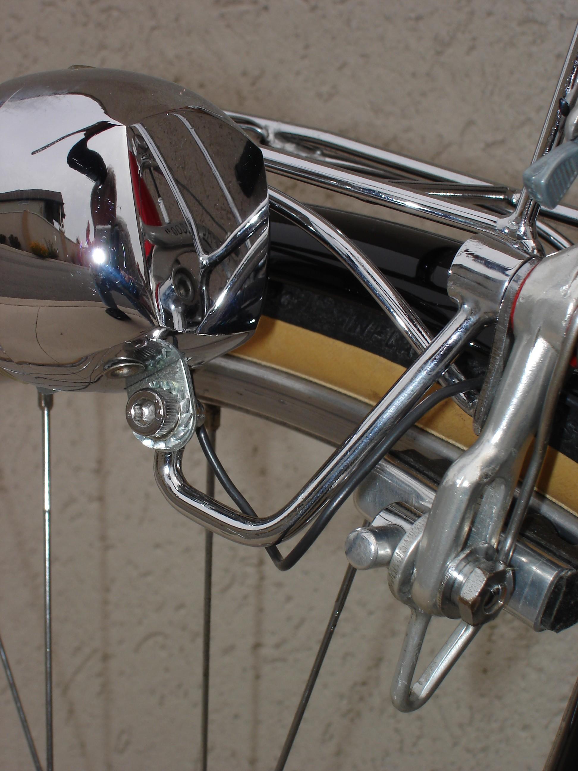 Led Conversion For Dynamo Driven Bike Lights Bertin Classic Cycles