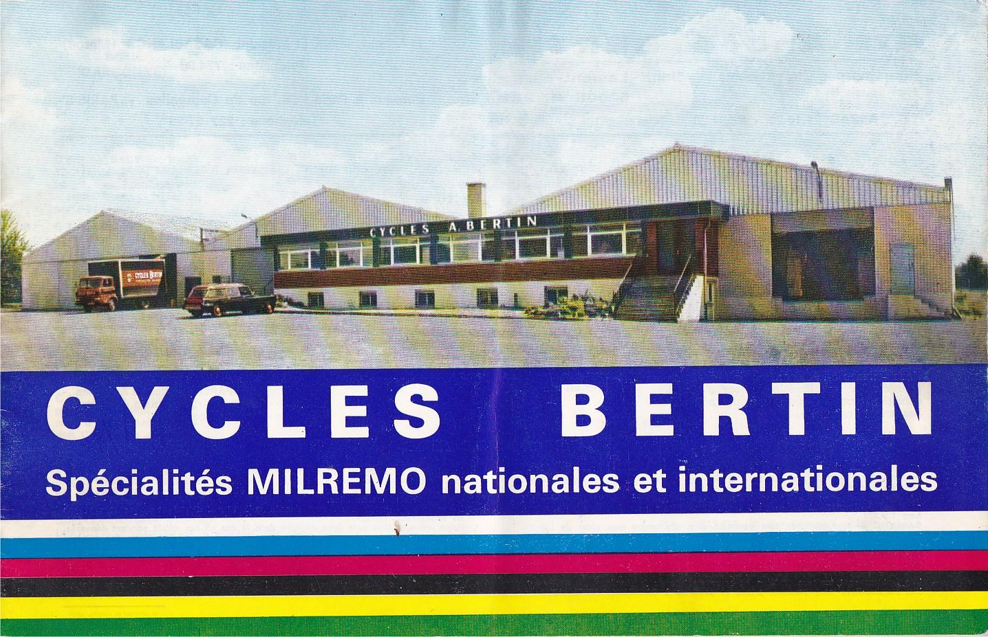 Bertin Advertisements 3 | Bertin Classic Cycles